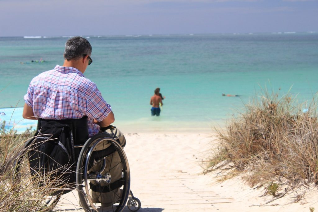 Is Presque Isle Wheelchair Friendly Upbeat Living
