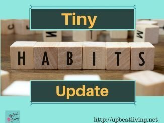 Tiny Habits Update
