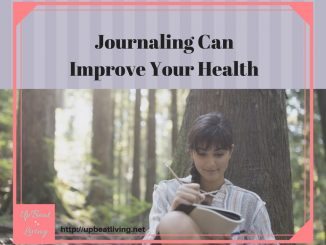 Journaling Can Improve Your Health