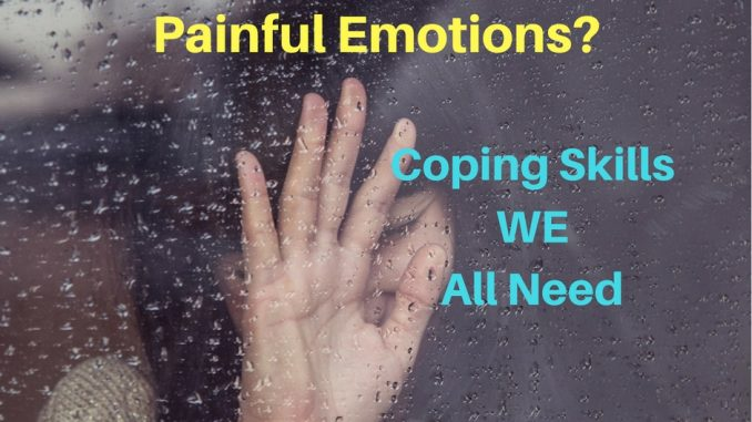 Painful Emotions? There is help.