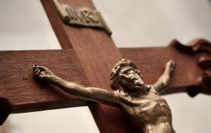 Jesus took our punishment.