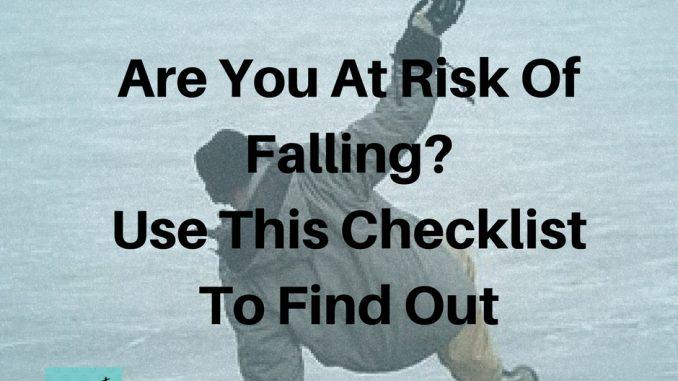 Falling the Wrong Way.