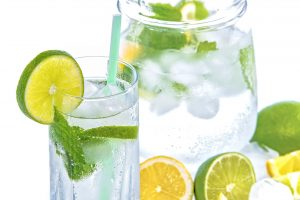 Flavor Your Water With Fruit