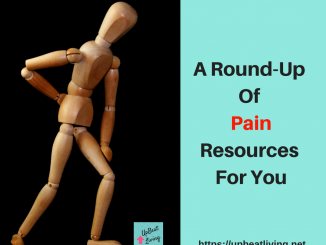 A Round-Up Of Pain Resources For You