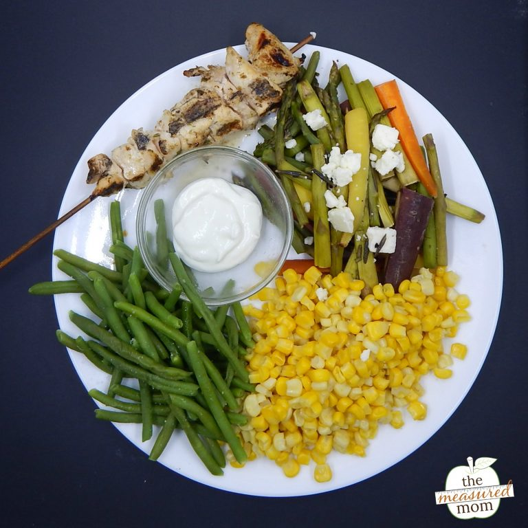 Example Bright Line Eating Plan Meal