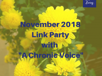 November 2018 Link Party