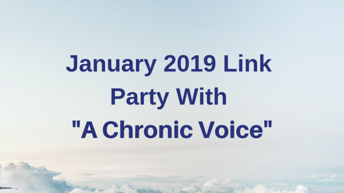 January 2019 Link Party
